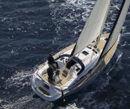 Bavaria 39 Cruiser Segelyacht Charter Putbus