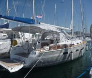 Sailing yacht Bavaria 40 Cruiser available for charter in Marina Mandalina