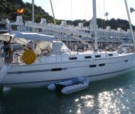 Bavaria 45 Segelboot Charter Mahon