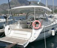 Segelboot Bavaria 45 Cruiser Yachtcharter in Göcek Marina