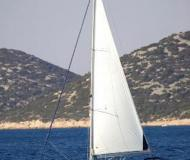 Sailing yacht Bavaria 46 Cruiser for rent in Tourlos