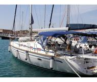 Yacht Bavaria 46 Cruiser available for charter in Rhodes city