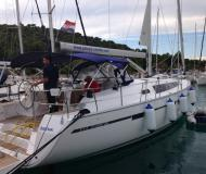 Sailing yacht Bavaria 46 Cruiser available for charter in Marina Frapa
