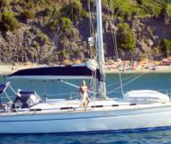 Segelyacht Bavaria 47 Cruiser Yachtcharter in Marina Parikia Port