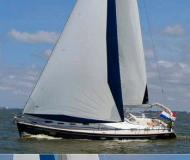 Bavaria 50 Cruiser Segelyacht Charter Lemmer