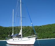 Yacht Celestial 44 Ketch - Sailboat Charter Pattaya
