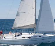 Segelyacht Cyclades 39.3 Yachtcharter in Marina Macinaggio