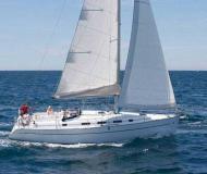 Segelboot Cyclades 39.3 Yachtcharter in Puerto Deportivo Radazul