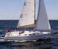 Sailing yacht Cyclades 39 for rent in Genoa Harbour
