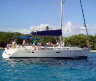 Yacht Cyclades 50.5 - Sailboat Charter Gros Islet