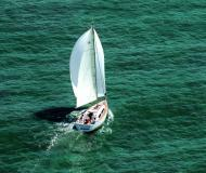 Sail boat Dufour 375 Grand Large for rent in Taalintehdas
