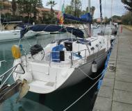 Yacht Dufour 385 Grand Large Yachtcharter in Marina di Portorosa
