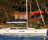 Sail boat Dufour 405 Grand Large available for charter in Lagoon Marina