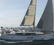 Sailing boat Dufour 405 Grand Large for charter in Marti Marina