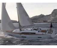 Sail boat Dufour 410 Grand Large available for charter in Marti Marina