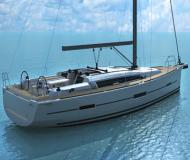 Yacht Dufour 412 available for charter in Gashaga Marina