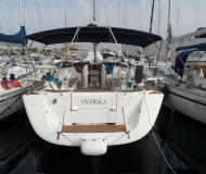 Sailing boat Dufour 425 Grand Large available for charter in Lefkas Marina