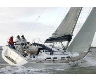 Segelyacht Dufour 425 Grand Large Yachtcharter in Clifton Harbour