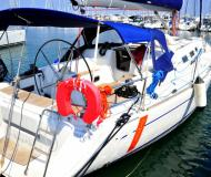 Sailing boat Dufour 44 for rent in Marina Izola
