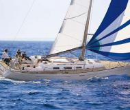 Sailing boat Dufour 44 available for charter in Saint Cyprien