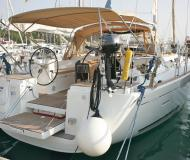 Sailing yacht Dufour 445 Grand Large for hire in Goecek