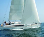 Sailing boat Dufour 450 Grand Large for rent in Port Pin Rolland
