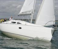 Sailing boat Elan 344 Impression available for charter in Pirita Marina