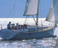 Sail boat Elan 36 for rent in Marina Ramova