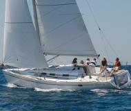 Sailing boat Elan 40 for rent in Krvavica