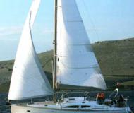 Sailing yacht Elan 434 Impression available for charter in Marina di Scarlino