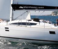 Sailing yacht Elan 444 Impression for charter in Sukosan Bibinje