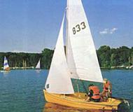 Flying Bee Segelboot Charter Deutschland