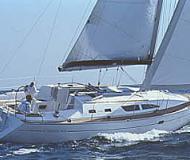 Yacht Genesi 43 - Sailboat Charter San Vincenzo