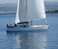 Sailing yacht Grand Soleil 37 for hire in Sibenik
