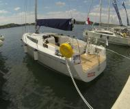 Sailing yacht Grand Soleil 39 for hire in Sibenik