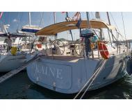 Segelyacht Hanse 540 chartern in Marina San Antonio