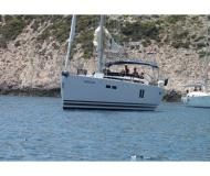Segelyacht Hanse 545 Yachtcharter in Marina Seget Donji