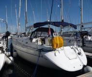 Sailing yacht Harmony 47.3 for rent in Marina Mandalina