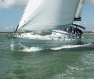 Sailing yacht Harmony 52 for hire in Uturoa Marina