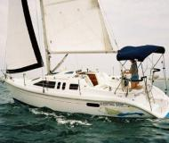 Hunter 290 Segelboot Charter USA