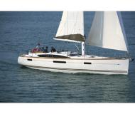 Sail boat Jeanneau 53 for rent in Port Louis Marina