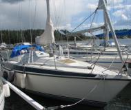Segelyacht Maxi 84 chartern in Sabyvikens Marina