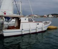 Motoryacht Yachtcharter in Betina
