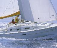 Sailing boat Oceanis 311 Clipper for charter in Marina di Punta Ala