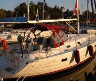 Segelyacht Oceanis 361 Yachtcharter in Marina Alimos Kalamaki