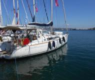 Segelboot Oceanis 37 Yachtcharter in Lavrio