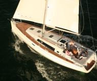 Sail boat Oceanis 37 available for charter in Port Saint Cyprien