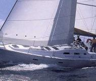 Yacht Oceanis 393 - Sailboat Charter Palairos