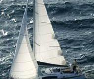 Oceanis 40 Segelyacht Charter Rostock