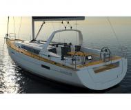 Segelboot Oceanis 41 Yachtcharter in Marina Port Louis